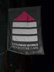leaping tall buildings event, chris irving, seth kushner, housing works readings