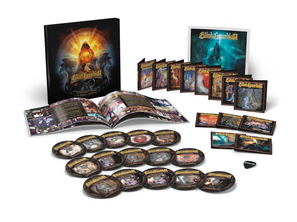 CD - Blind Guardian - Travelers Guide