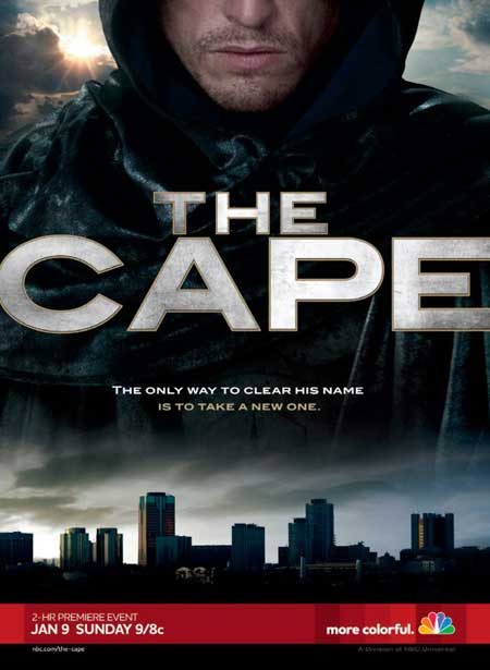 Poster - The Cape TV Show