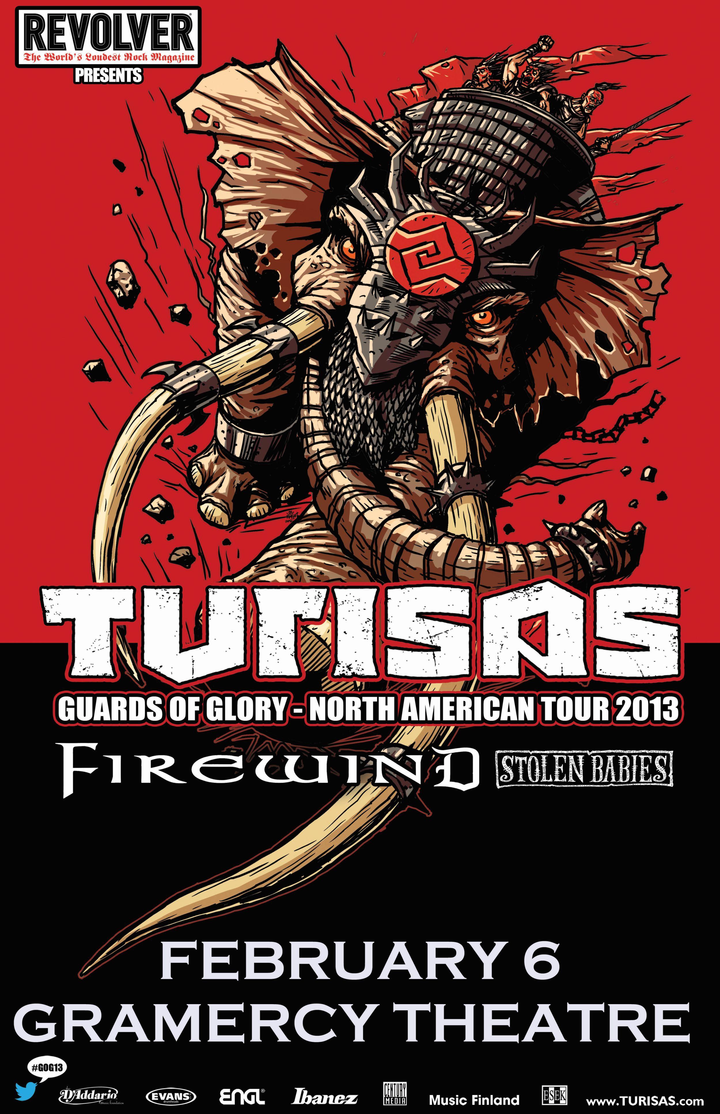 Poster - Turisas