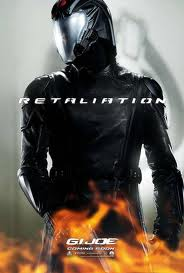 Poster - GI Joe Retaliation - 2013