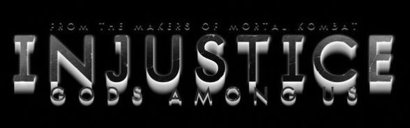 Logo - Injustice Gods Among Us