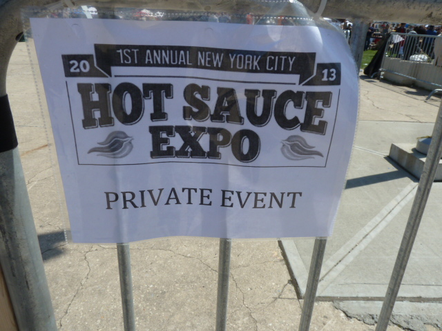nyc hot sauce expo, 1st annual nyc hot sauce expo, nyc hot sauce expo photos