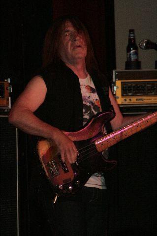 Uriah Heep's Trevor Bolder (2010)