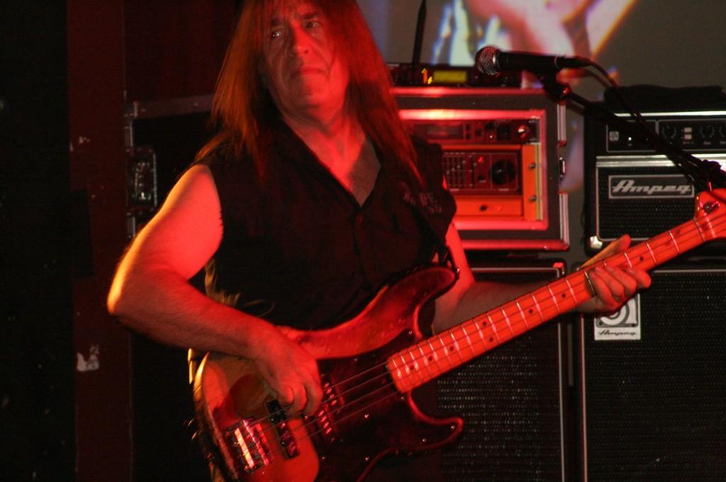 Uriah Heep's Trevor Bolder (2011)