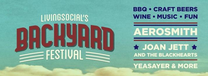 Poster - Backyard Festival - 2013