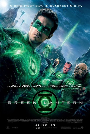 Poster - Green Lantern - 2011