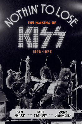Book - KISS - Nothin To Lose - 2013