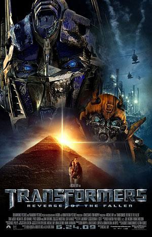 Poster - Transformers Revenge Of The Fallen - 2009