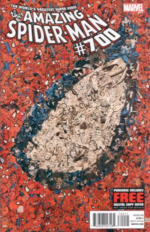 Comic - Amazing Spider-Man 700