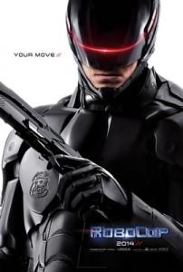 Poster - Robocop - 2014