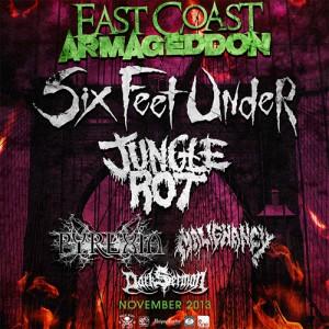 Poster - Six Feet Under - Fall 2013