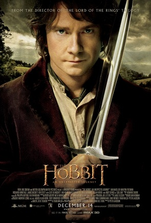 Poster - The Hobbit - An Unexpected Journey - 2012