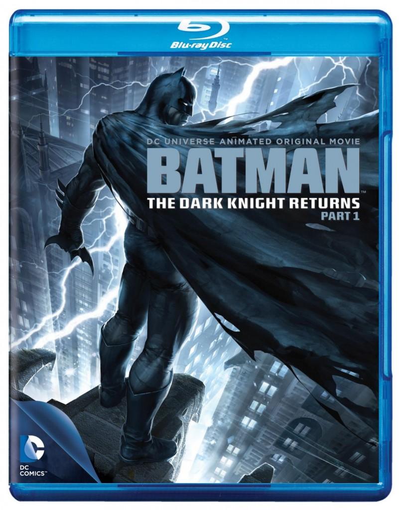 Bluray - Batman TDKR - 1