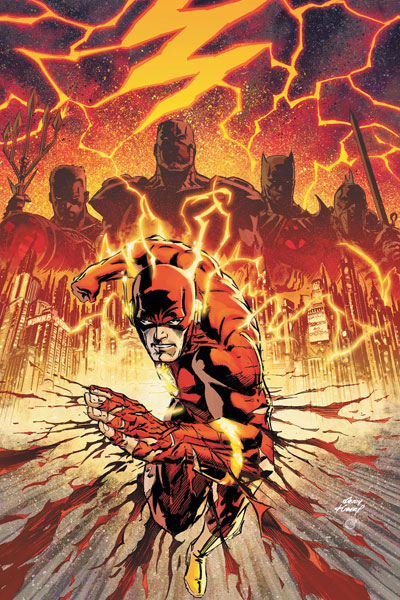 Comic - Flashpoint 1 - 2011