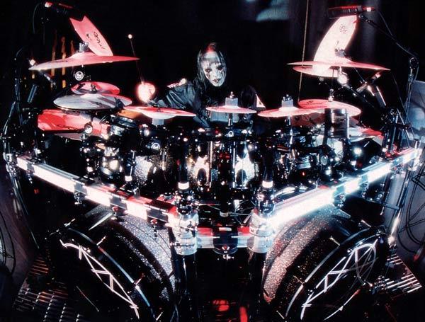 Photo - Joey Jordison - 2012
