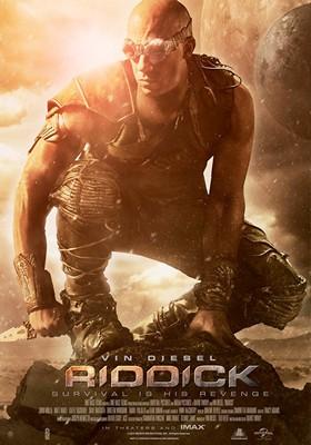 Poster - Riddick - 2013