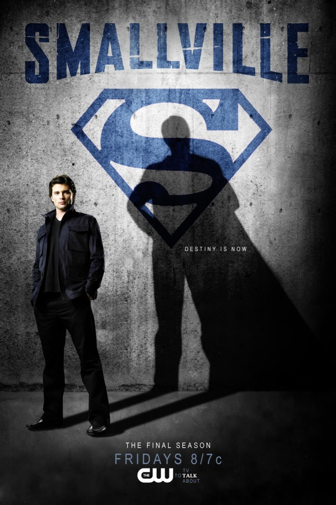 Poster - Smallville S10 - 2010