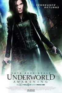 Poster - Underworld Awakening - 2012