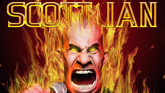 Tour - Scott Ian - Speaking Words Tour 2014