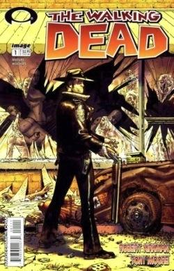 Comic - Walking Dead 1