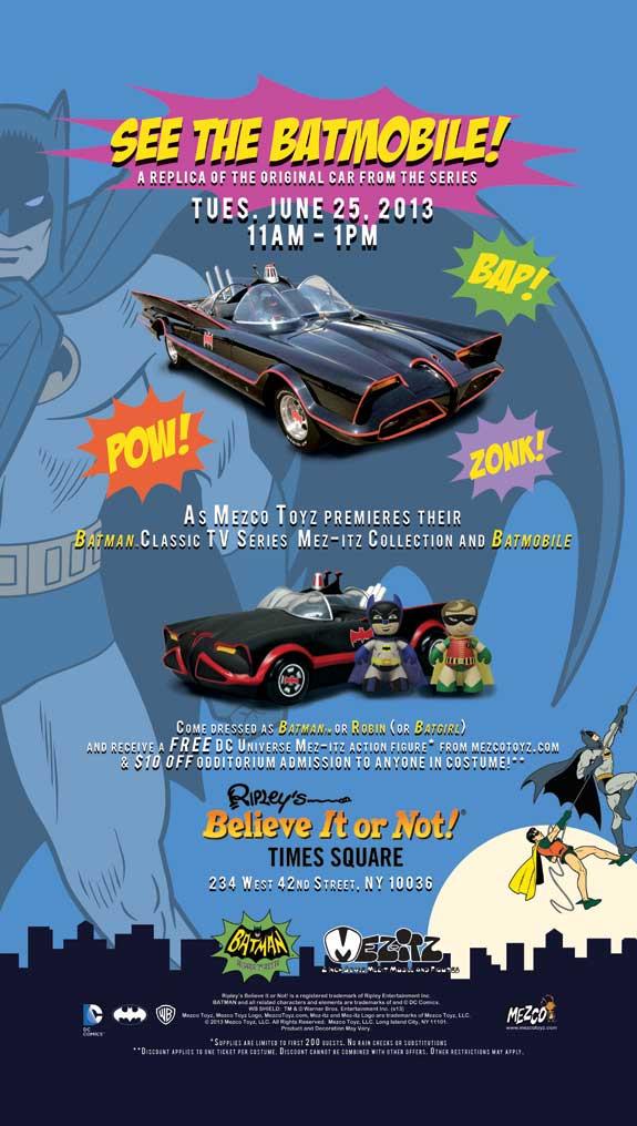 Poster - Mezco Batman Banner
