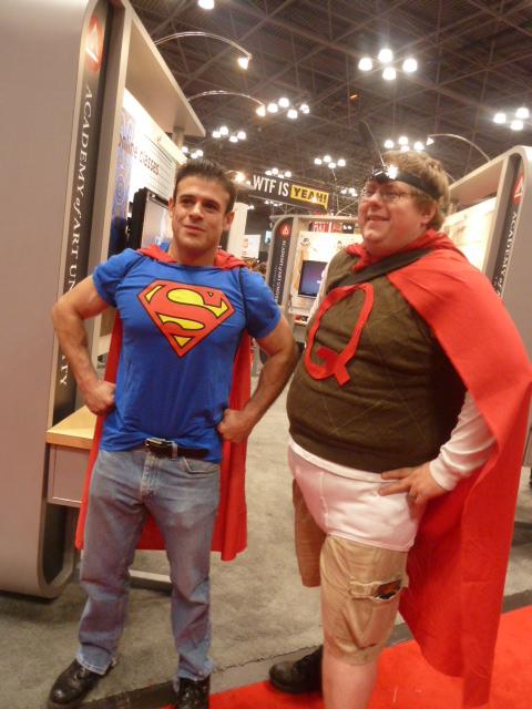 nycc 2013, ny comic con 2013, ny comic con