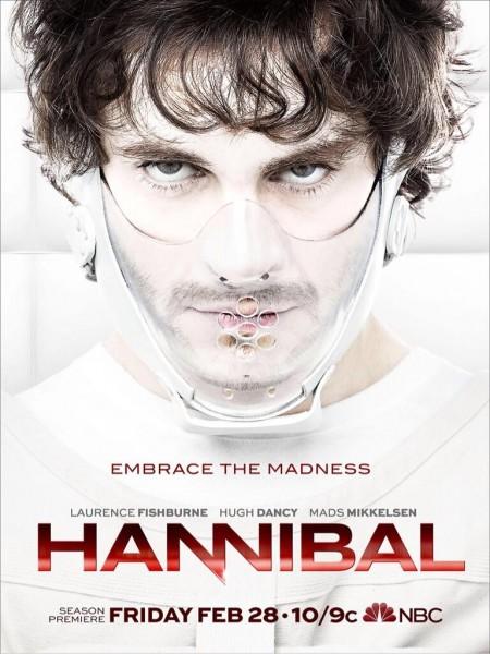 Poster - Hannibal S2 - 2014