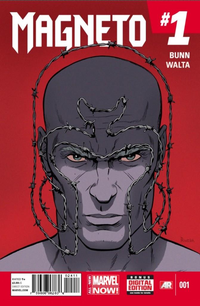 Comic - Magneto - 1 - 2014