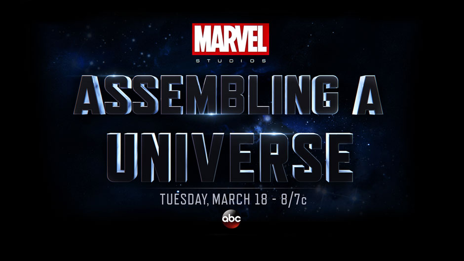 Photo - Marvel Assembling A Universe