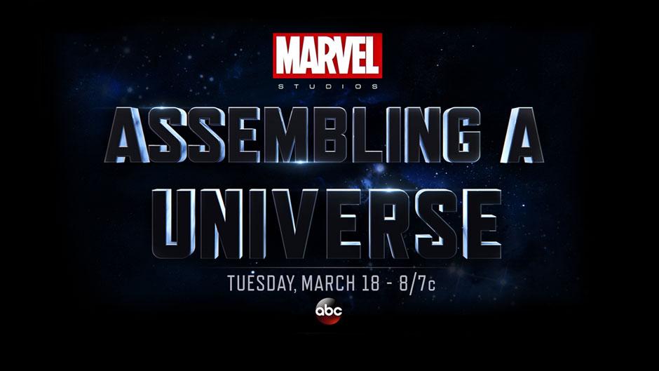 Photo - Marvel Assembling A Universe