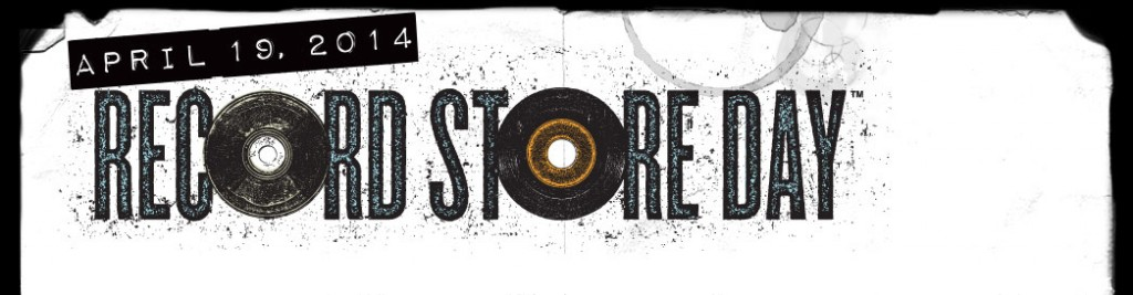 Logo - Record Store Day - 2014