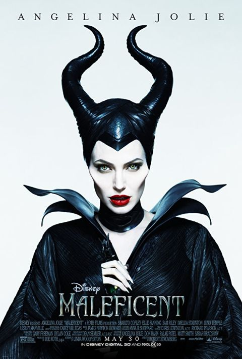 Poster - Maleficent - 2014