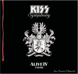 """KISS' """"Symphony: Alive IV"""" CD Release/Fan Meet and Greet (7/23/2003)"""