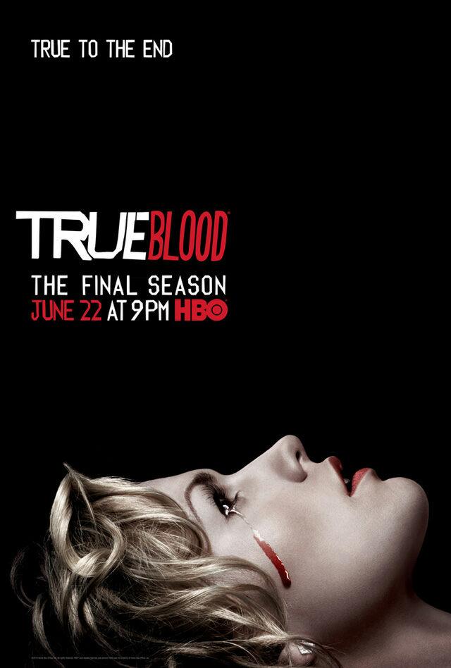 Poster - True Blood - Season 7