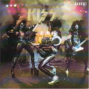 """""""Alive"""" (remaster) by KISS"""