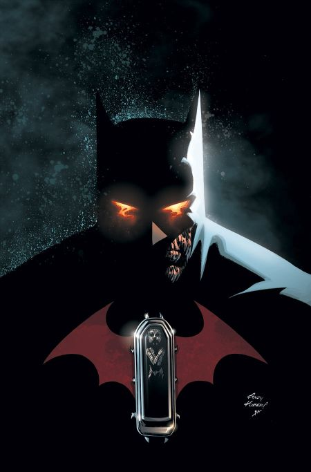 """Robin Rises: Omega"" #1"