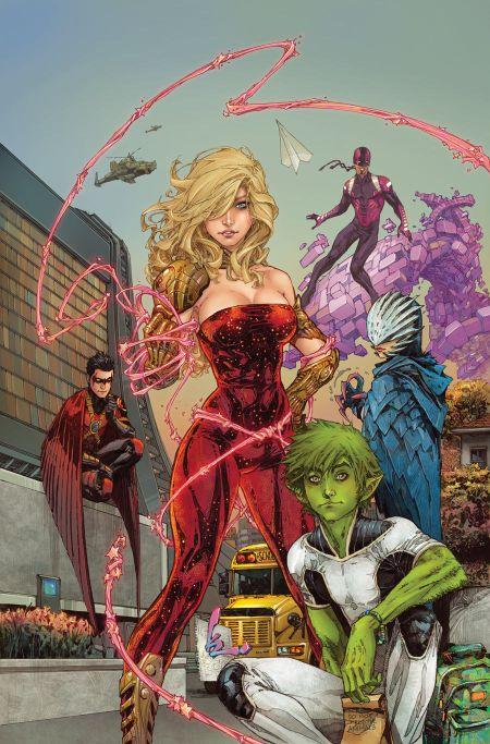 """""""Teen Titans"""" #1"""