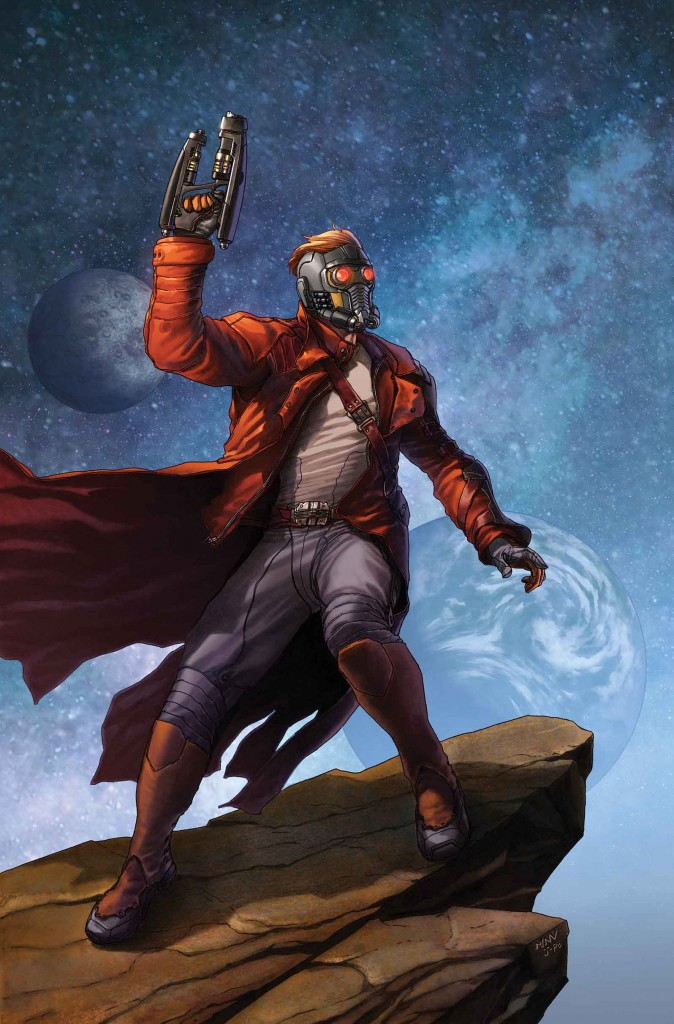 Comic - The Legendary Star-Lord 1 - 2014