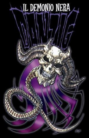 """Il Demonio Nera"" by Danzig"