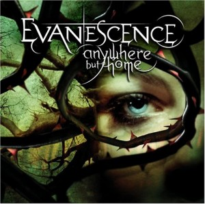 """""""Anywhere But Home"""" [CD/DVD] by Evanescence"""
