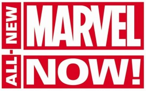 """Marvel """"NOW!"""" Is Coming In October 2012"""