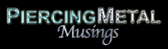 Logo - PiercingMetal Musings - Original