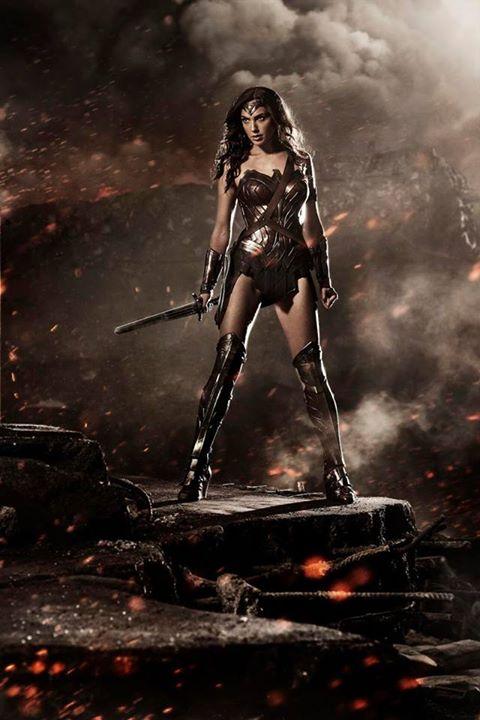 Photo - Gal Gadot as Wonder Woman
