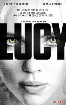 Poster - Lucy - 2014