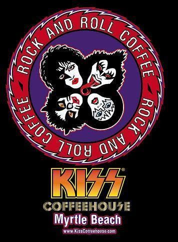 Sign - KISS - Coffeehouse