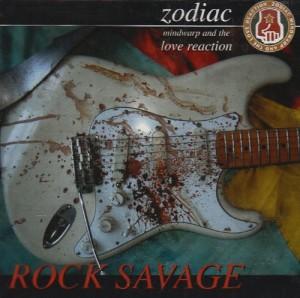 """Rock Savage"" by Zodiac Mindwarp"
