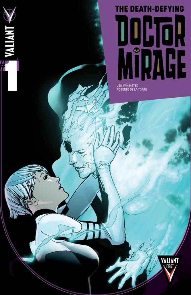 Comic - Doctor Mirage 1 - 2014