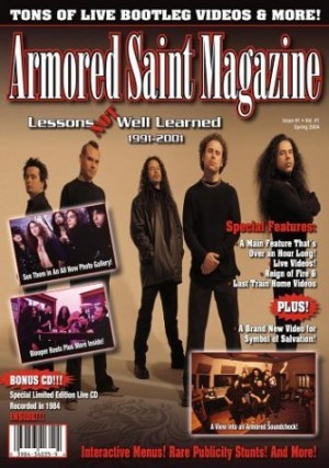 """""""Lessons Not Well Learned"""" by Armored Saint"""