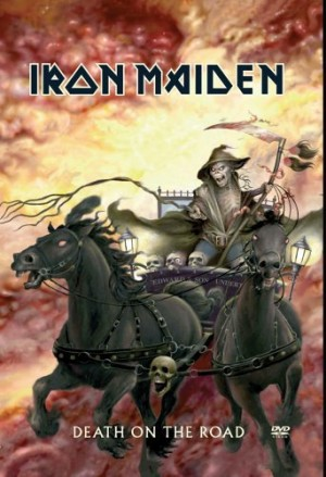 """Death On The Road"" (DVD) by Iron Maiden"
